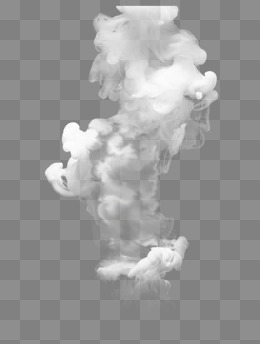 White smoke dynamic vector Daquan, White Movement, Smoke, Smoke PNG Image - Free PNG Smoke