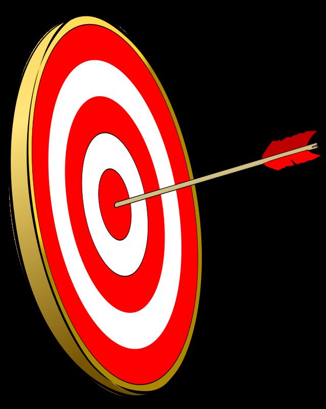 Free Bullseye Clip Art - Free PNG Target Bullseye