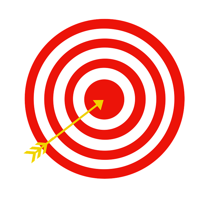 PNG Target Bullseye
