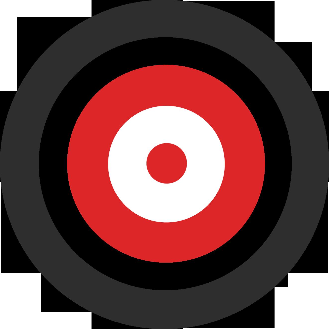 Target PNG - Free PNG Target Bullseye