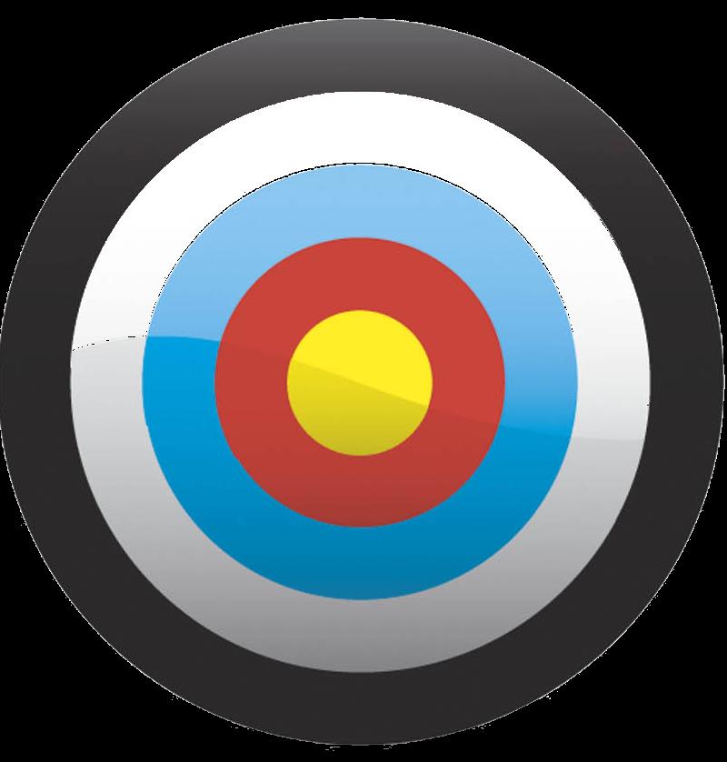 Target.png - Free PNG Target Bullseye