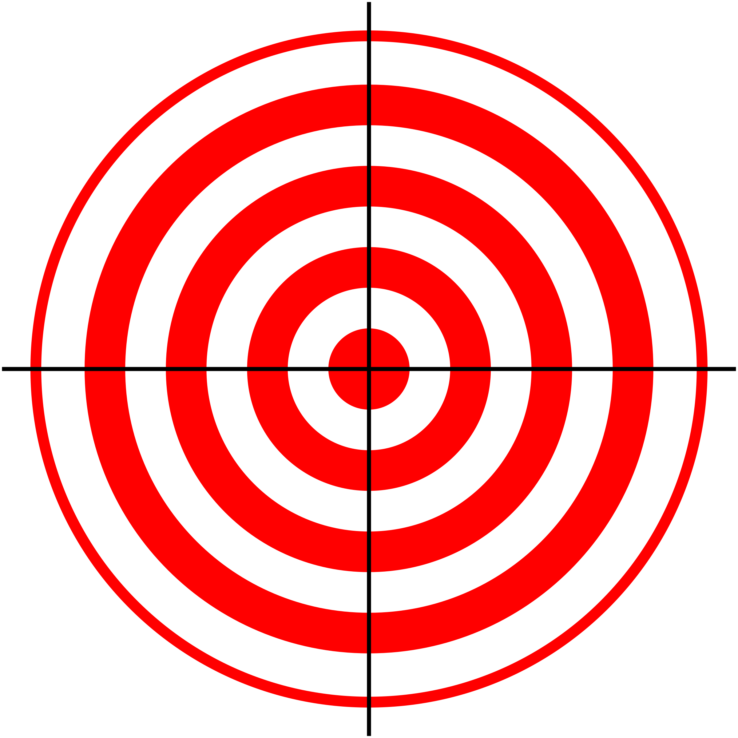 Target PNG HD - Free PNG Target Bullseye