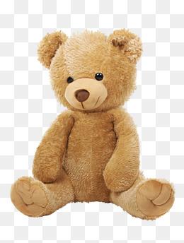 Brown Teddy Bear, Brown Bear, Teddy Bear, Bear PNG Image - Free PNG Teddy Bears