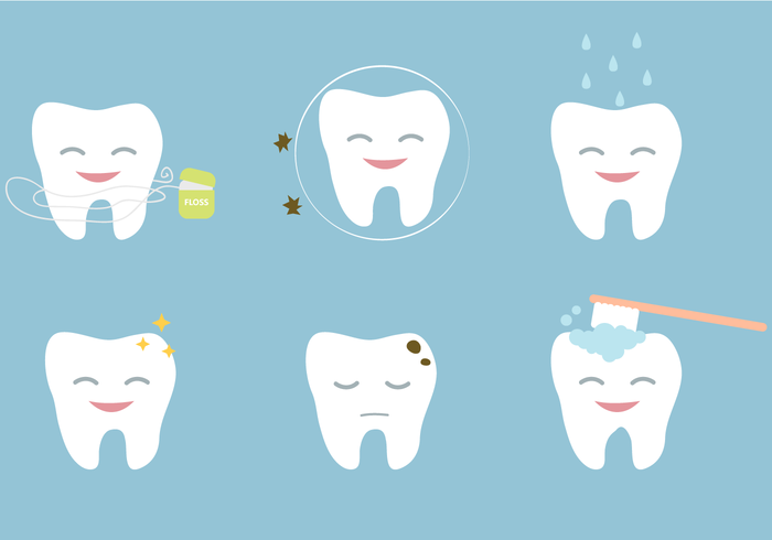 Free Teeth Vector - Free PNG Teeth