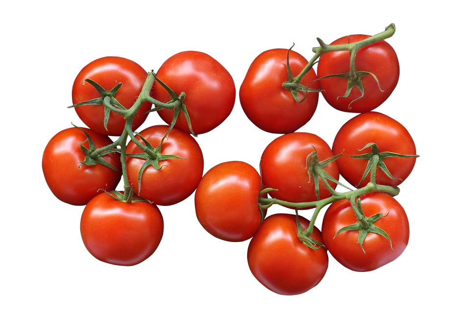 Tomatoes, Trusses, Packaging, Transparent, Isolated - Free PNG Tomatoes