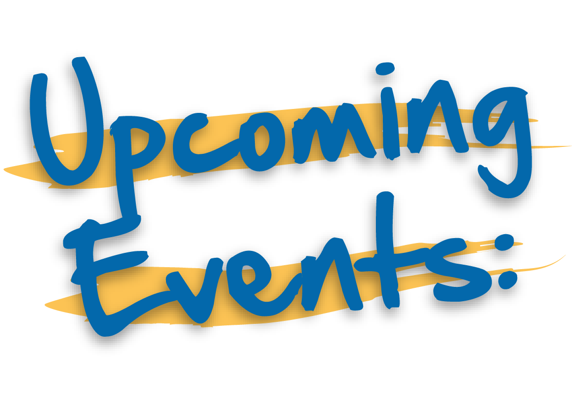 Upcomingevents Clipart - Free PNG Upcoming Events