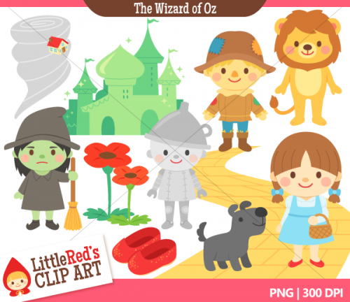 Free PNG Wizard Of Oz Images - 41750