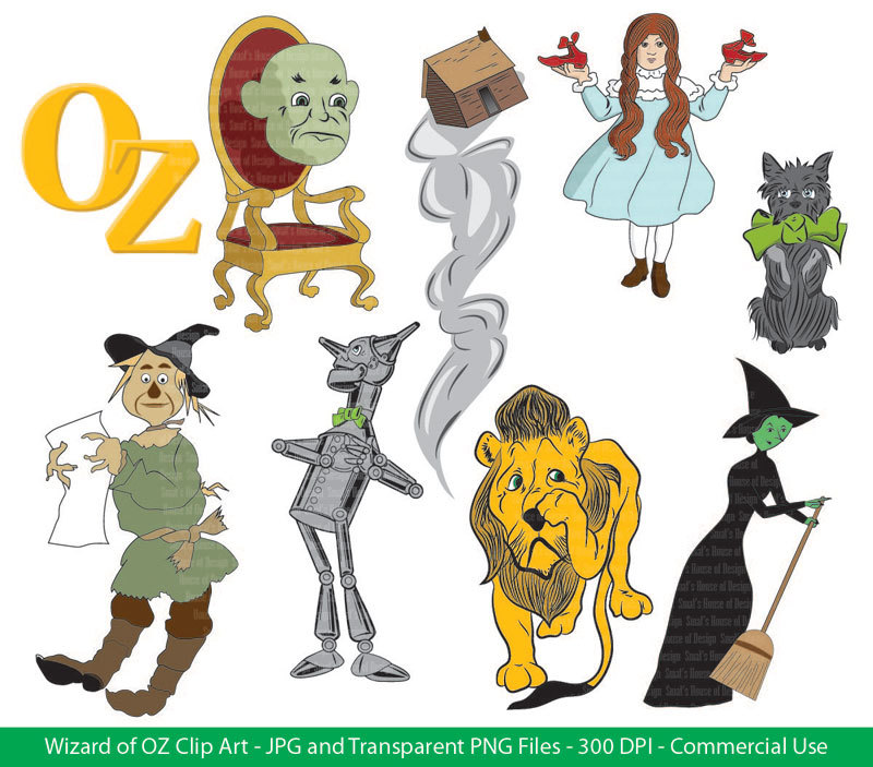 Free PNG Wizard Of Oz Images - 41754