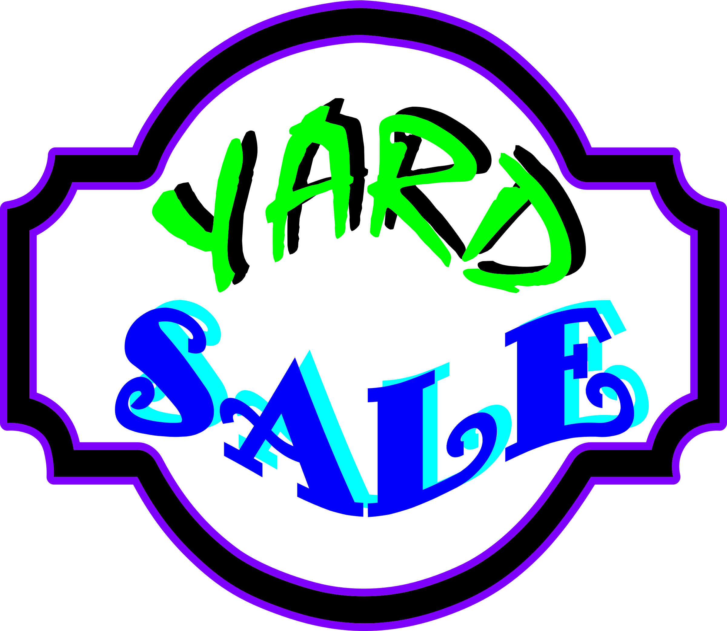 Free PNG Yard Sale Sign - 40684