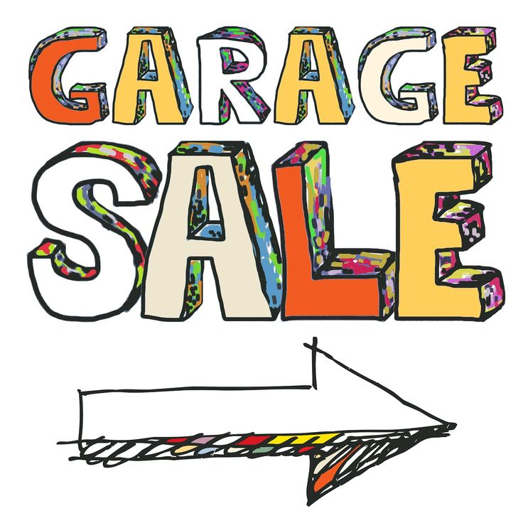 Free PNG Yard Sale Sign - 40677