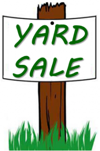 Free PNG Yard Sale Sign - 40689
