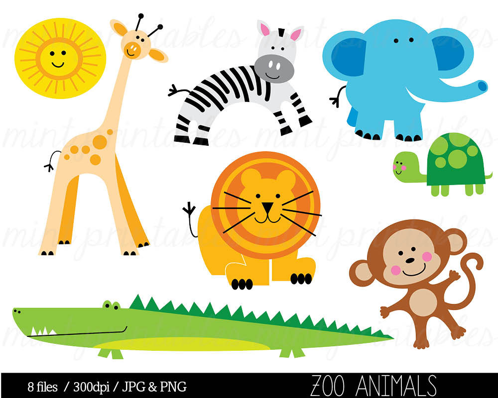 - Free PNG Zoo Animals