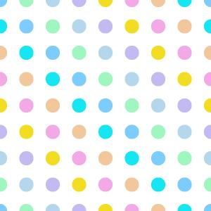 Free Polka Dot Background PNG - 153099