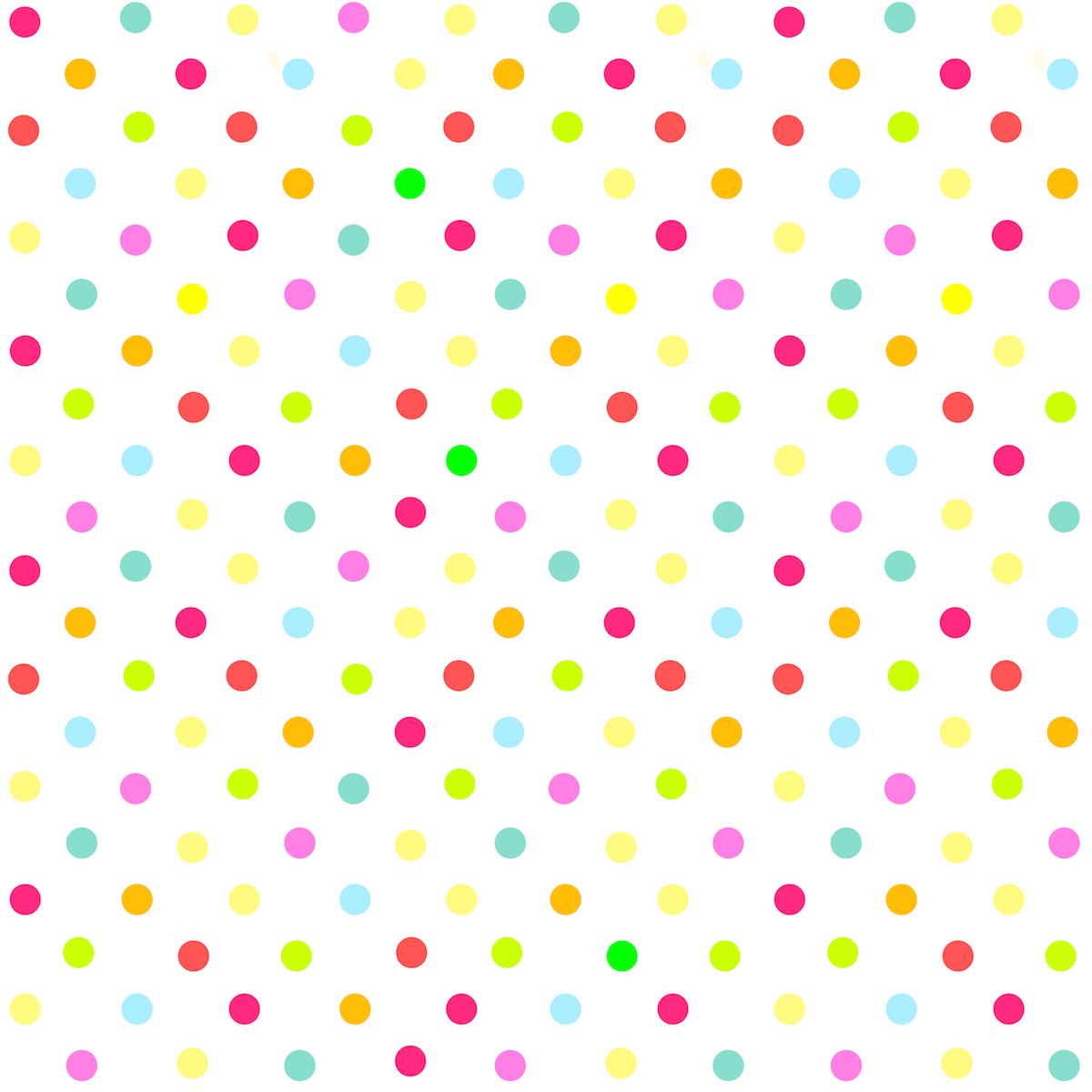 Free Polka Dot Background PNG - 153090