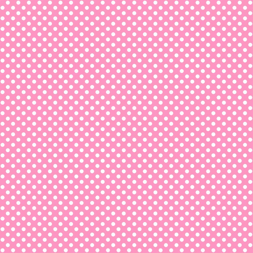 Free Polka Dot Background PNG - 153087