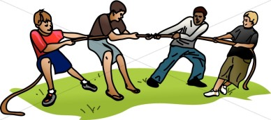 Tug Of War Clipart Free Images - Free Tug Of War PNG