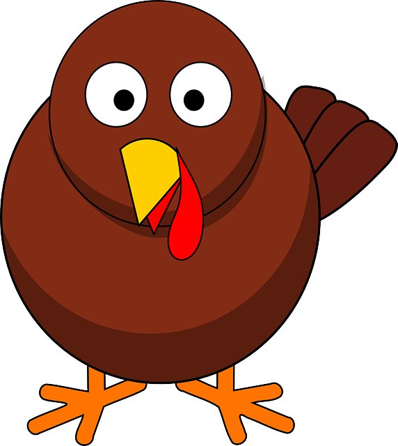 Free vector graphic: Turkey, Bird, Rooster, Hen, Chick - Free Image on  Pixabay - 296822 - Turkey Bird PNG