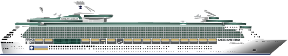 Freedom of the Seas. Type: Cruise Ship - Cruise Ship PNG