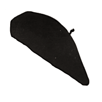 French Beret Hat PNG - 155820