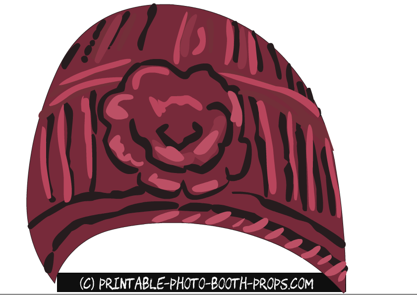 French Beret Hat PNG - 155836