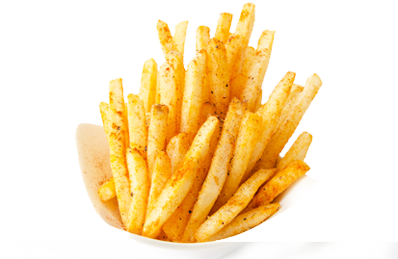 Benefits - French Fries PNG HD