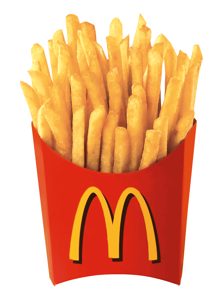 French Fries PNG HD - 120659