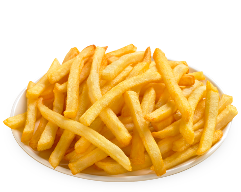 French Fries - French Fries PNG HD