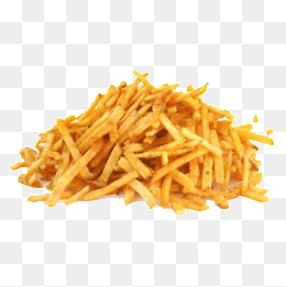 French fries, French Fries, Food, Yellow PNG Image - French Fries PNG HD
