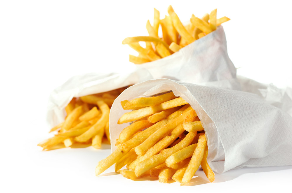 French Fries PNG HD - 120644