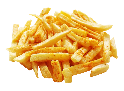 French Fries PNG HD - 120649