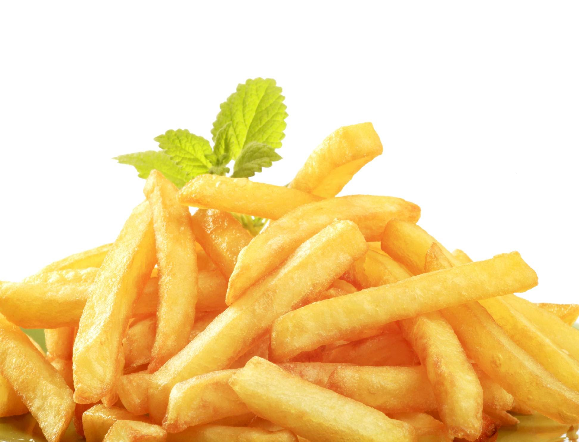 French Fries PNG HD - 120658