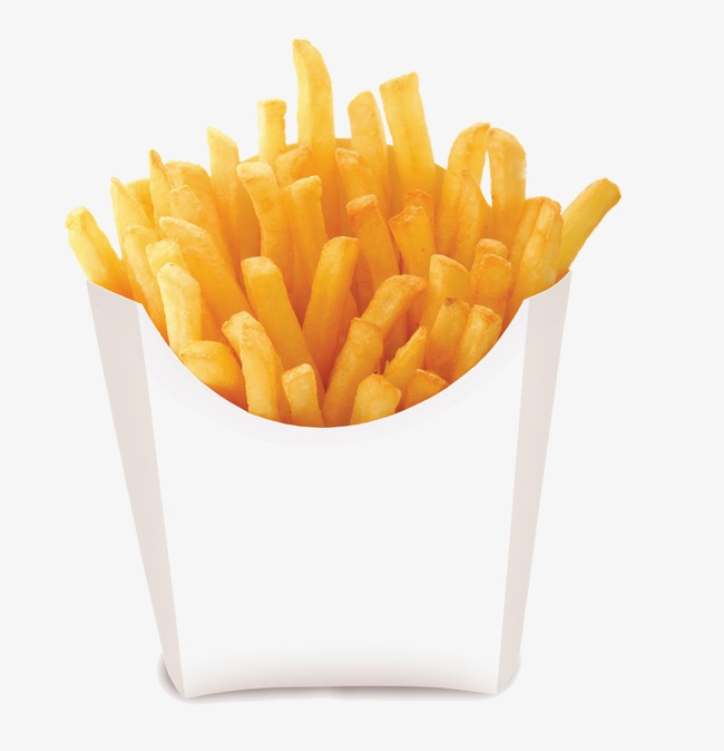 French Fries PNG HD - 120643