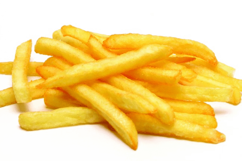 French Fries PNG HD - 120655