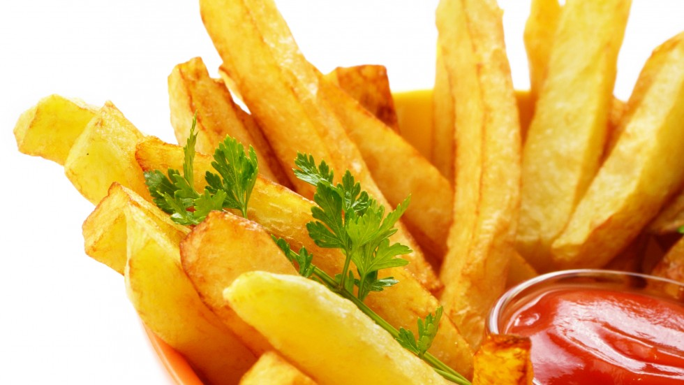 French Fry PNG HD - 140941