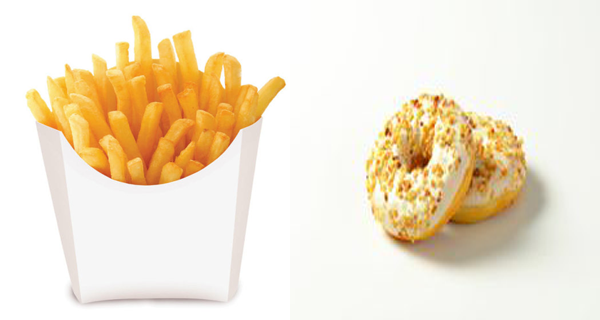 French Fry PNG HD - 140942
