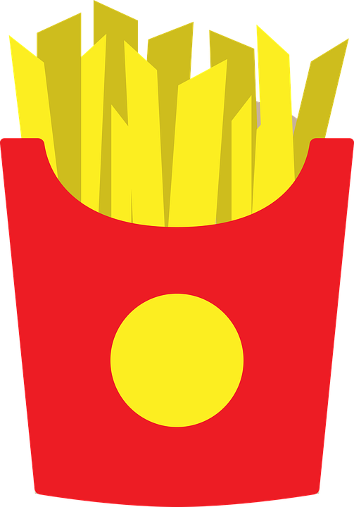 French Fry PNG HD - 140936