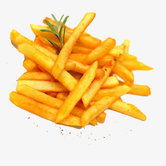 French Fry PNG HD - 140931
