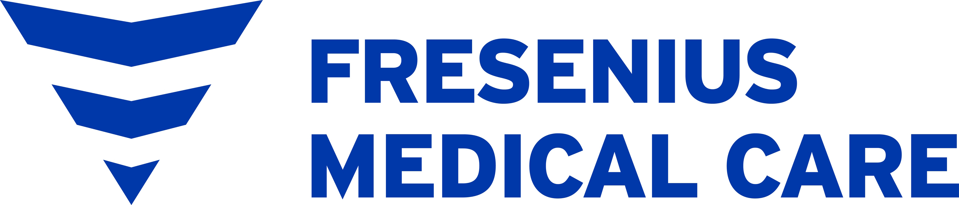 Fresenius Medical Care Logo V