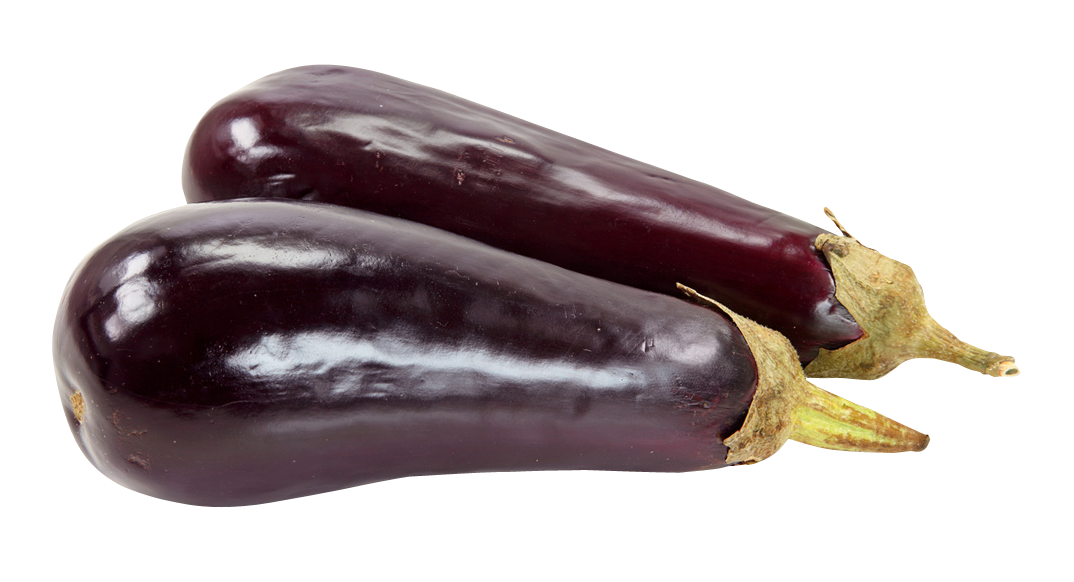 Fresh Eggplant PNG Image - Eggplant PNG