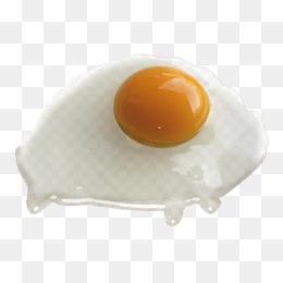 A fried egg, Egg, Yolk, Omelette PNG Image - Fried Egg PNG HD