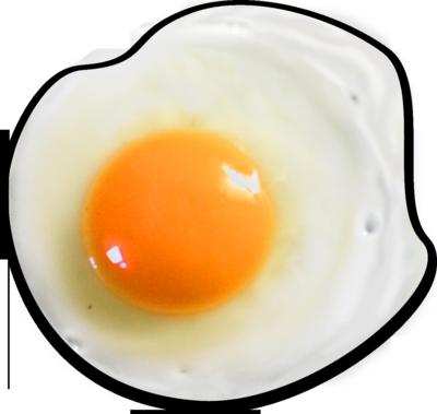 Fried egg PNG image - Fry Egg PNG - Fried Egg PNG HD