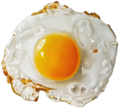 Fried Egg PNG HD