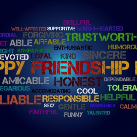 Happy friendship day quotes with New HD pictures - Friendship PNG HD