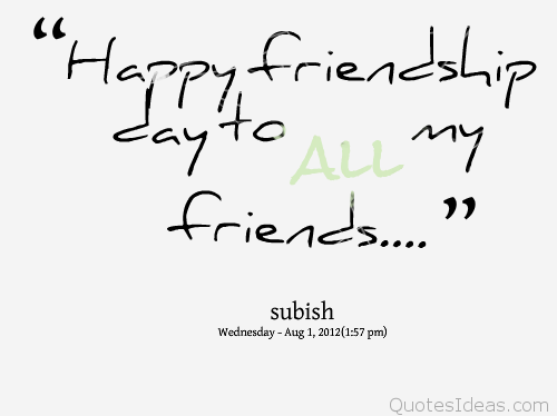. PlusPng.com Happy-Friendship-Day-Wishes-SMS PlusPng.com  - Friendship PNG HD