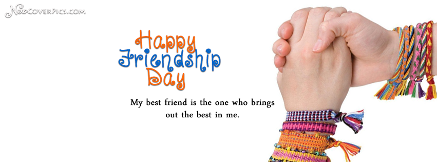 Ultra HD Happy Friendship Day 4K Images (851x315 px) - Friendship PNG HD