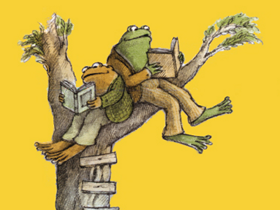 Categories - Frog And Toad PNG