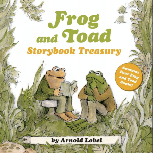 Cover image - Frog and Toad Storybook Treasury PlusPng.com  - Frog And Toad PNG