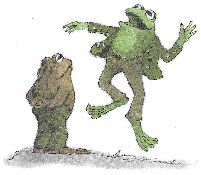 First Grade a la Carte: Frog or Toad? - Frog And Toad PNG