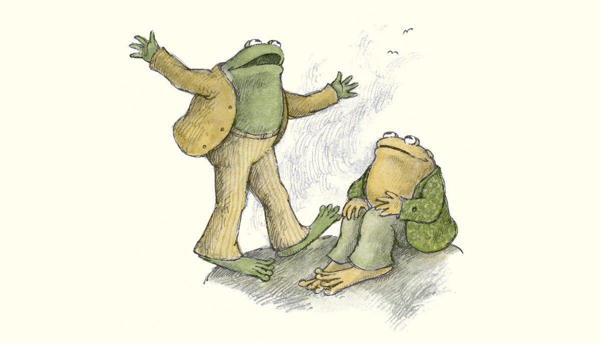 frog and toad, kathryn jezer-morton, books, children, kids, arnold - Frog And Toad PNG