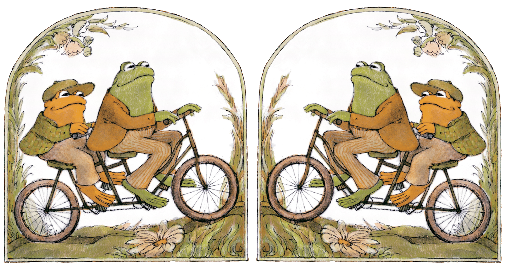 Frog and Toad Storybook Treasury - Frog And Toad PNG